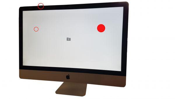 """Apple iMac 13,2 i7 3770 3,4GHz 16GB 1TB 27"""" 2560x1440 Glasbruch"""