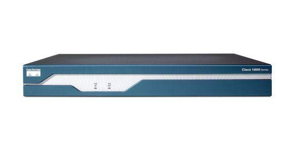 Cisco Systems 1841 10/100 RJ 45 2x Port Ja U WIC1TSB 2.0