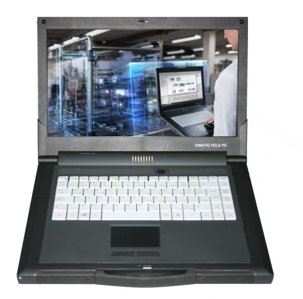 """Siemens Simatic Field PG M4 Intel i7 3520M 2,9GHz 16GB 128GB SSD 15,6"""" Win 7"""