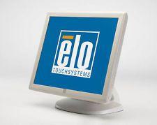 "Elo TouchSystems ET1225L 12,1"" 800 x 600 350 cd/m² VGA Weiß"