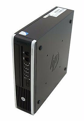 HP 8300 USDT Intel Core i5 3570 3400MHz 8GB 256GB SSD Win 10 Pro USFF Desktop