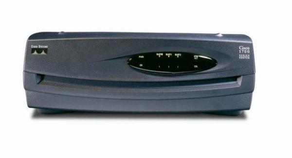 Cisco Systems Cisco 1751 V 10/100 RJ 45 1x Port Ja ISDN Karte