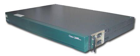 Cisco Systems Cisco 2600 10/100 RJ 45 2x Port Ja