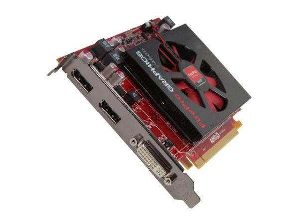 AMD FirePro V4900 1024MB ATX Grafik PCI- E DVI, 2x Displayport