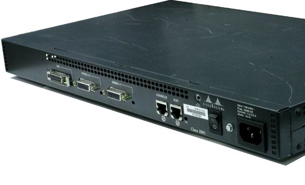 Cisco Systems Cisco 2501 10 Mbit RJ 45 Ja Onboard ISDN Karte