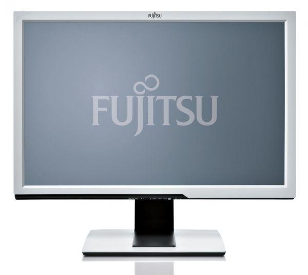 "Fujitsu-Siemens P24W-5 ECO 24"" 1920 x 1200 400 cd/m² 6ms VGA HDMI Weiß/Schwarz TCO03 USB Hub und"