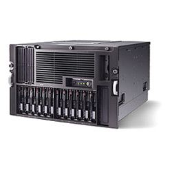 HP Proliant ML530 G2 2x Intel Xeon 2400MHz 2048MB 8x 36 GB 2x 18 GB 1x 72 GB SCSi 320 Onboard 10/100