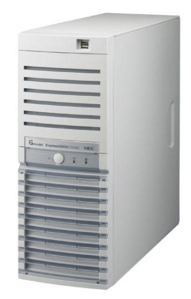 Bull Express 5800/120Lg 2x Intel Xeon 2400MHz 1024MB 2x 80 GB SCSi 10/100/1000 RJ 45 CD PN:0331700