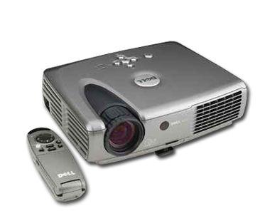 Dell 3200MP 1024 x 768 1300 Ansi-Lumen 1800:1 S-Video