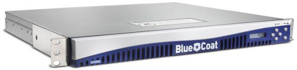 Blue Coat SG600 10/100/1000 RJ 45 1x Port Ja