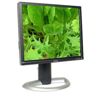 "Dell 1703FPs 17"" 1280 x 1024 250 cd/m² 26ms VGA DVI Schwarz/Silber TCO03 USB Hub"