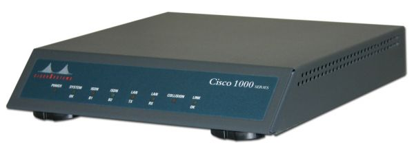 Cisco Systems 1003 10 Mbit RJ 45 2x Port Ja