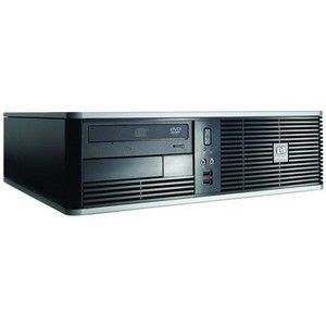 HP dc5750 SFF AMD Athlon 64 X2 DC3800+ 2000MHz 1024MB 160GB DVD Win Vista Business COA Desktop