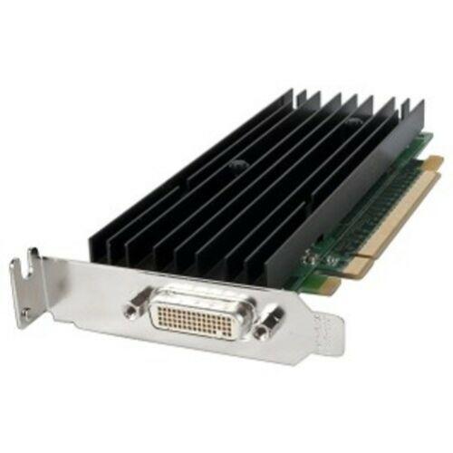 PNY Quadro NVS 290 256MB Low Profile Nvidia Quadro Grafik PCI-Express 1 VGA