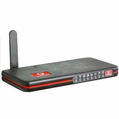 Vodafone Talk&Web-Box 1x Port Ja USB 2.0 Wireless Ja Zubehör Ja