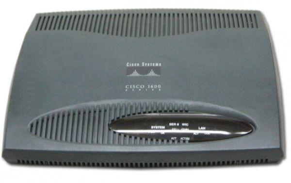 Cisco Systems 1603 10 Mbit RJ 45 2x Port Ja