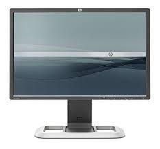 "HP LP2475w 24"" 1920 x 1200 400 cd/m² 6ms DVI HDMI Schwarz TCO03 USB Hub"