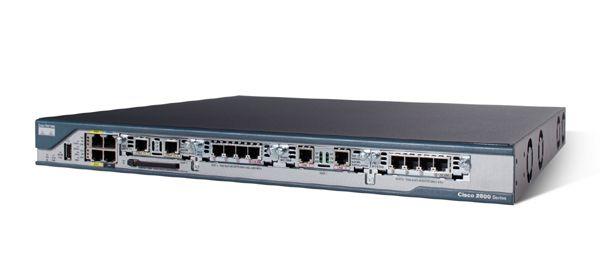 Cisco 2801 10/100 RJ 45 4x Port USB 2.0