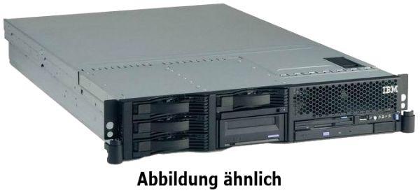 IBM eServer xSeries 346 1x Intel Xeon 3000MHz 2048MB SCSi 10/100/1000 RJ 45 Slim DVD PN:8840-11Y