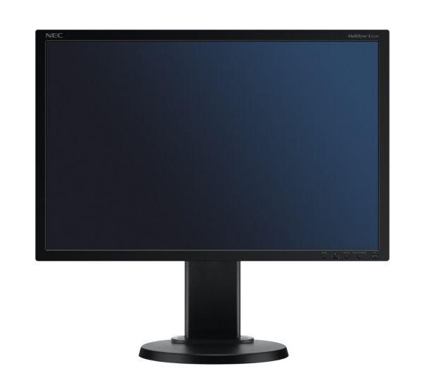 "NEC MultiSync E222w 22"" 1680 x 1050 300 cd/m² 5ms VGA DVI Schwarz"
