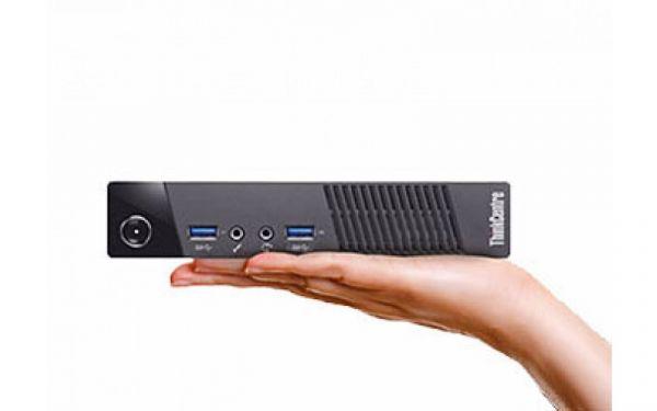 Lenovo ThinkCentre M92p Tiny i5 3470 2,9GHz 8GB 256GB SSD Win 10 Pro Desktop USFF