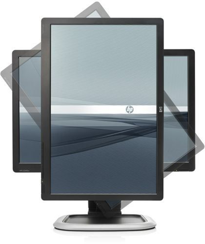 "HP L2245wg 22"" 1680 x 1050 300 cd/m² 5ms VGA DVI Schwarz TCO03 USB Hub"