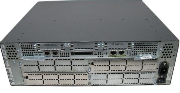 Cisco 3745 10/100 RJ 45 2x Port JaCisco 3745-IO-2FE ATM1A-E3