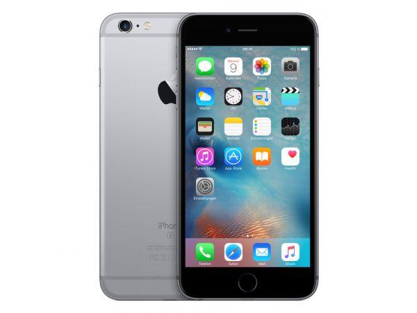 apple iphone 6s a1688 space grau 64gb lte wlan bluetooth. Black Bedroom Furniture Sets. Home Design Ideas